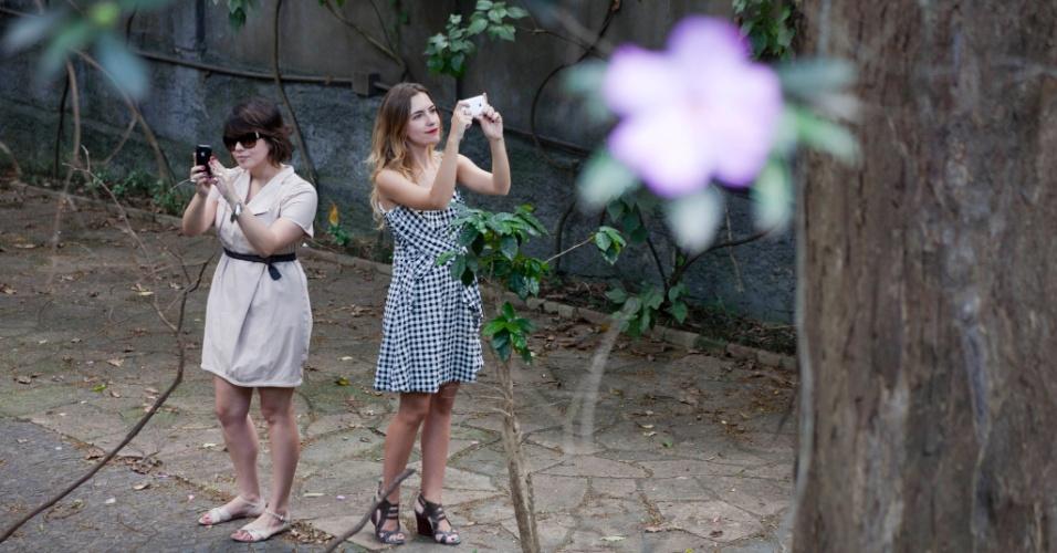 Daniela Arrais e Luiza Voll, da agência Contente, e criadoras do Instamission