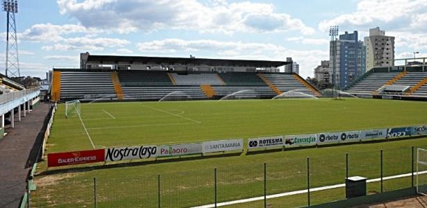 Arena Condá deve receber primeira partida da Recopa Sul-Americana - Aguante Comunicação / site oficial da Chapecoense
