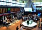 Bolsa cai 1% e emenda 4ª semana com queda acumulada; BB perde 3% no dia - Luiz Prado/Divulgação BM&FBOVESPA