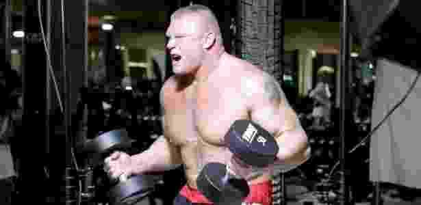Brock Lesnar - WWE/Divulgação - WWE/Divulgação
