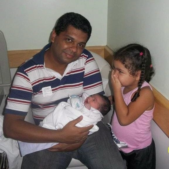 Marcius Flavio Nascimento, 36, foi uma das sete vítimas fatais da queda do ônibus da linha 328 (Bananal-Castelo) na avenida Brasil, altura da Ilha do Governador, que aconteceu na tarde de terça-feira (2), no Rio de Janeiro