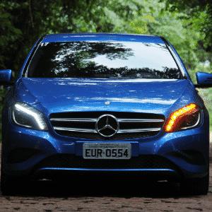 Mercedes-Benz Classe A 200 Turbo Urban - Murilo Góes/UOL