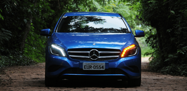 Mercedes-Benz A 200 Flex Fuel chega às lojas em junho; B 200, em julho - Murilo Góes/UOL