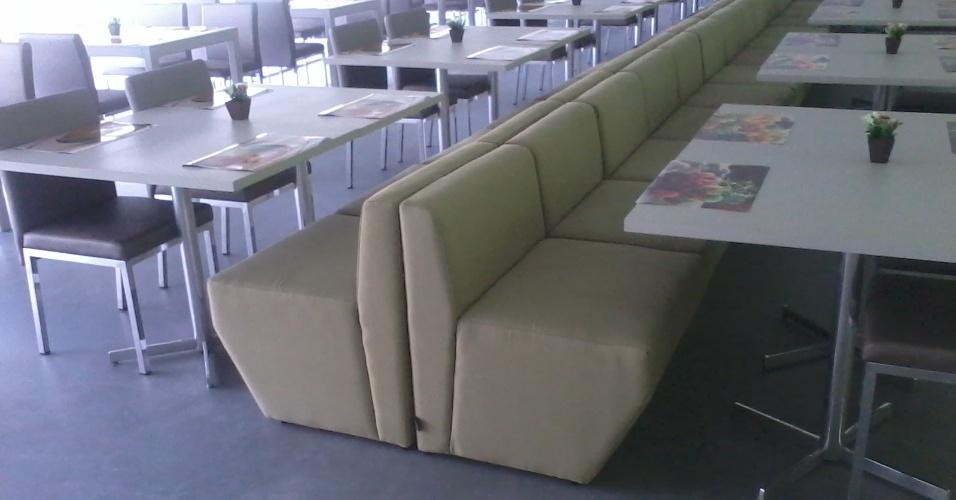 Restaurante da arena cearense será inaugurado nesta quinta-feira