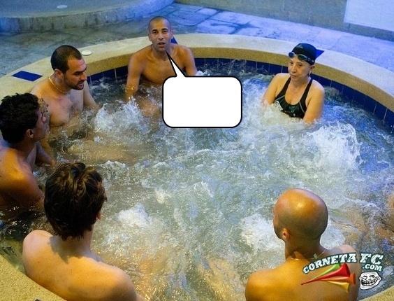 Corneta FC: Dê o que falar: o que Sheik achou da hidro?