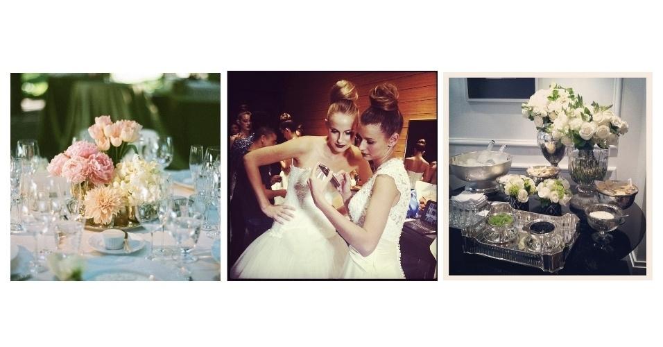 Imagens retirada do perfil @constancezahn postadas na rede social Instagram