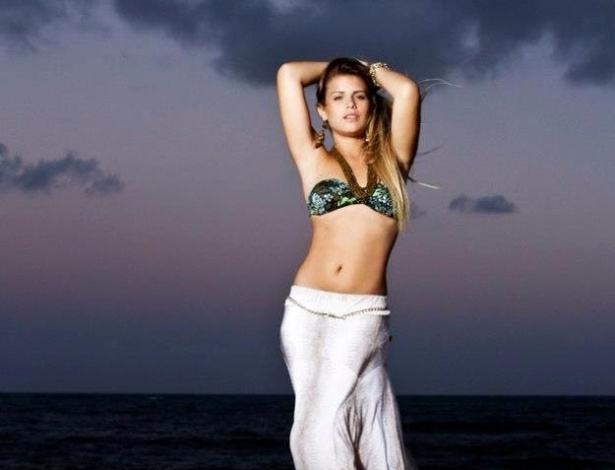 Marina Campos quer representar o Sport no Belas da Torcida 2013