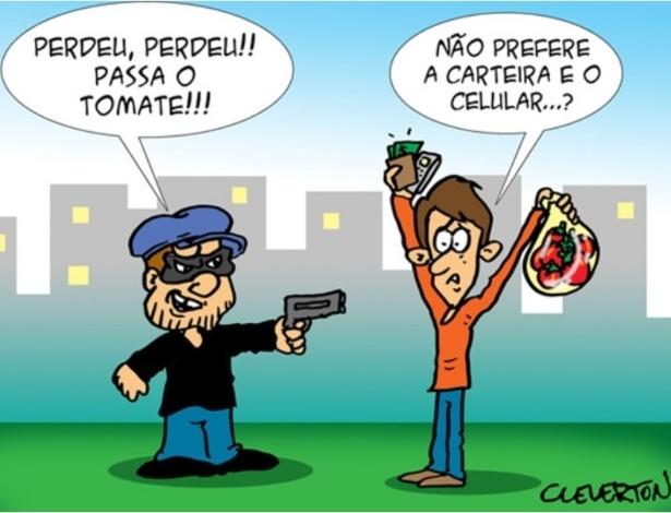 A alta de até 200% no preço do tomate repercutiu nas redes sociais e tem gerado muita polêmica