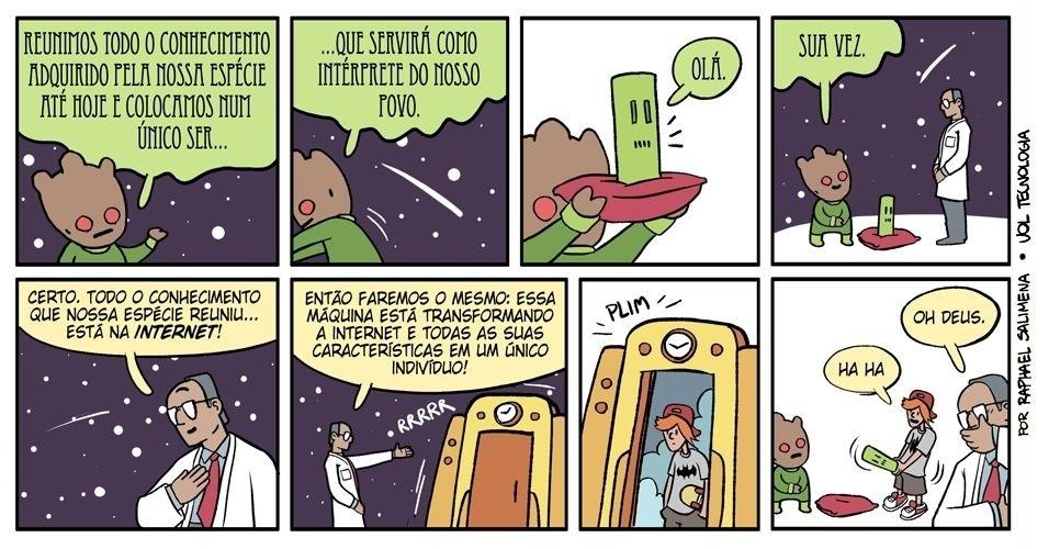 """""""A internet em pessoa"""" - 05/04/2013"""