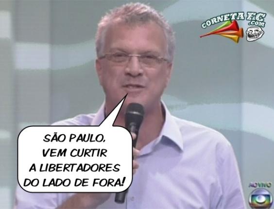 Corneta FC: Big Brother São Paulo