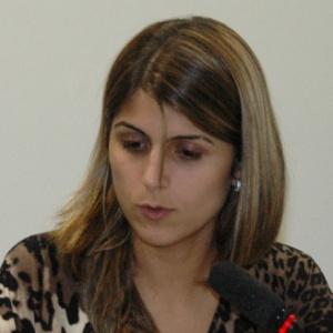 A ex-deputada Manuela D'Ávila (PCdoB-RS)