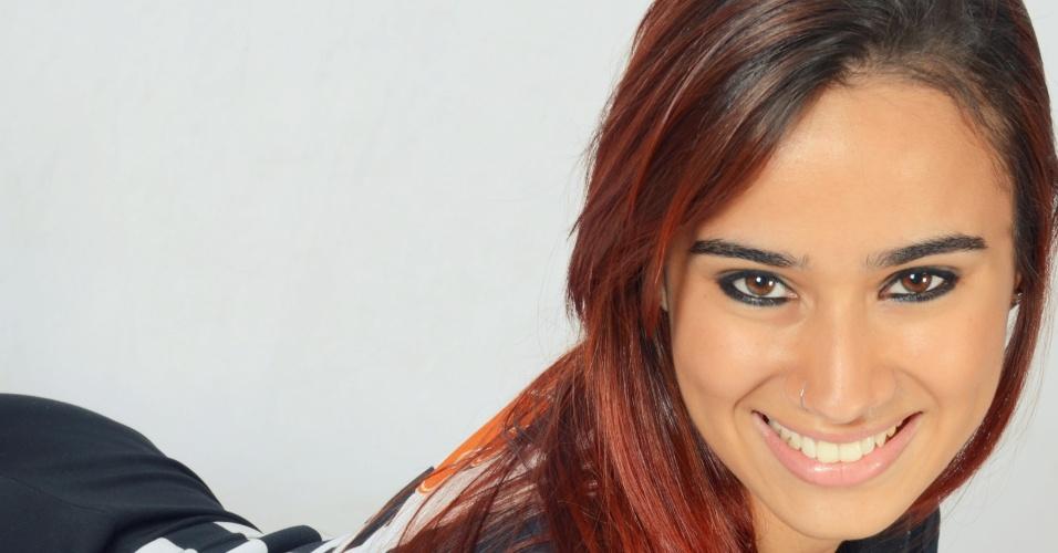 Jéssica Fonseca pode representar o Atlético-MG no Belas da Torcida 2013