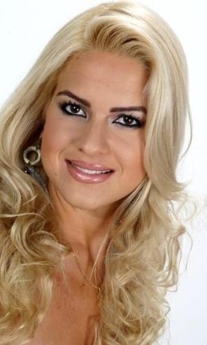 Manuela Pesoti vai representar o Atlético-PR no Belas da Torcida 2013