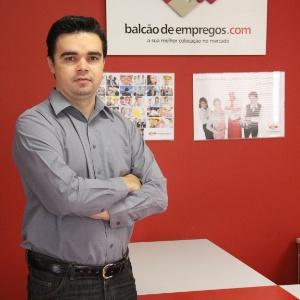 Silvio Souza, criador da franquia Balcão de Empregos - Divulgação