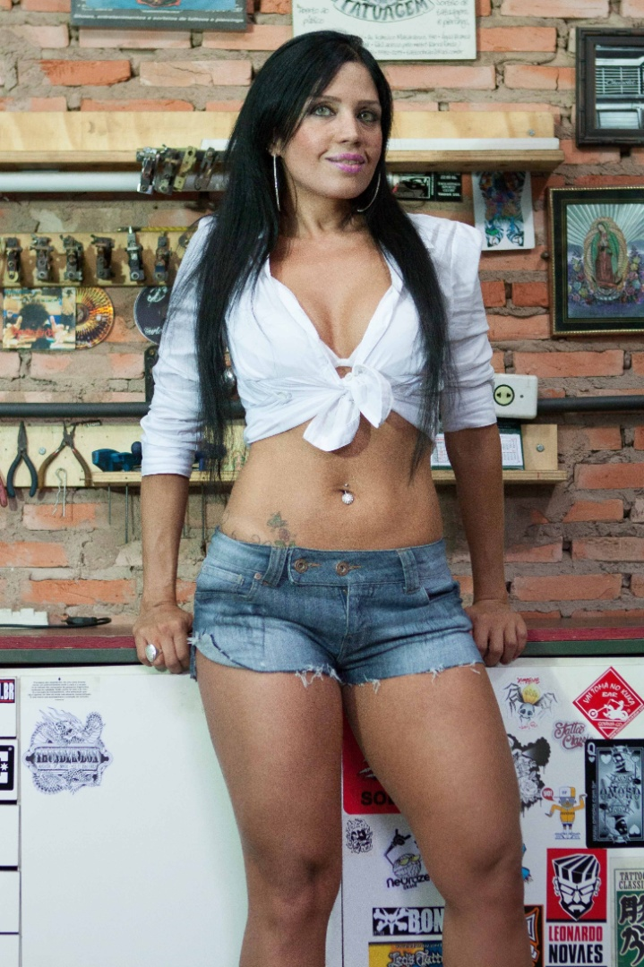 Sylvia Regina pode representar o Flamengo no Belas da Torcida 2013