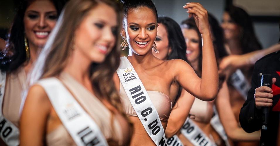 6.abr.2013 - Final do Miss Brasil World 2013