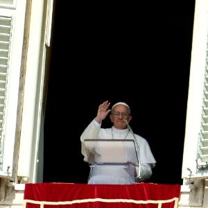 Papa Francisco chegará ao Rio para a Jornada Mundial da Juventude, em julho - Gabriel Bouys/AFP