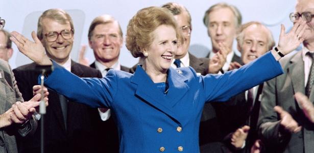 Thatcher não queria que os times da Inglaterra, Escócia e Irlanda do Norte enfrentassem a Argentina em 1982