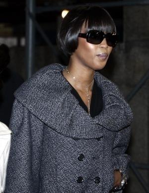 Naomi Campbell foi viciada em cocaína e vai diariamente a reuniões do N.A