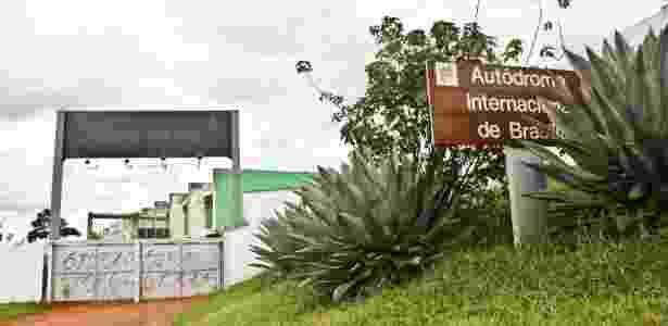 Autódromo Nelson Piquet, em Brasília, que deveria receber a prova em março - Antonio Araújo/UOL