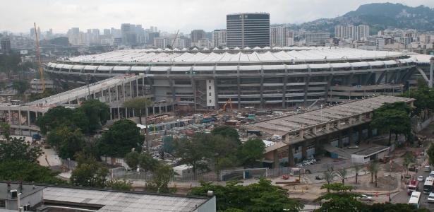Maracanã deve receber partida de Flamengo ou Fluminense no dia 15 de maio