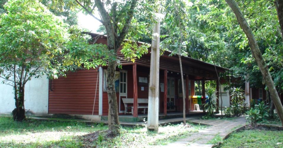 Os imóveis da antiga Sudam (Superintendência do Desenvolvimento da Amazônia) hoje servem de laboratórios e áreas administrativas no campus da Ufopa, em Santarém