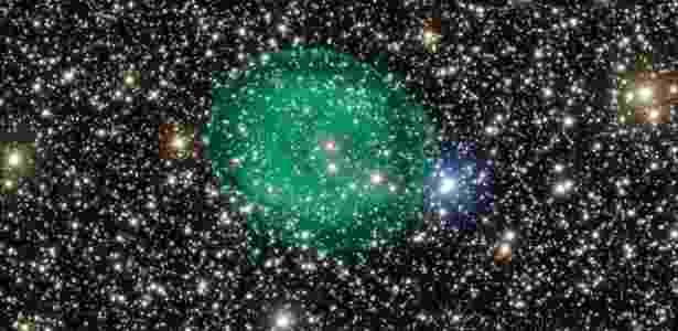 R. Sahai/S. Meunier/ESA/Hubble/Nasa
