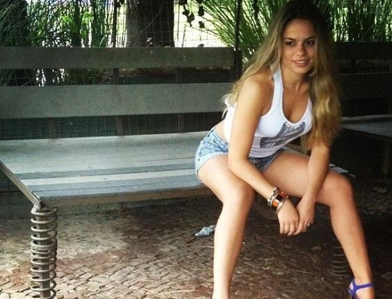 Bianca Grippi vai representar o Botafogo no Belas da Torcida 2013