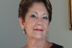 Darci Mendonça Morena aprovada aos 71 anos