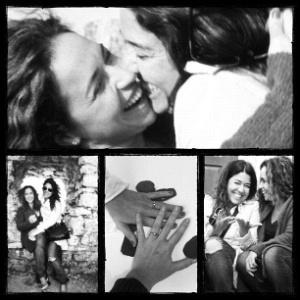 Imagens divulgadas por Daniela Mercury no Instagram mostram a cantora com a companheira, a jornalista Malu Verçosa