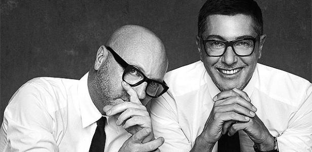 Os estilistas italianos Domenico Dolce e Stefano Gabbana podem ir à prisão na Itália por sonegação fiscal - Giampaolo Sgura/Divulgação
