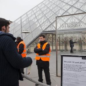 Museu ficou fechado nesta quarta - AFP