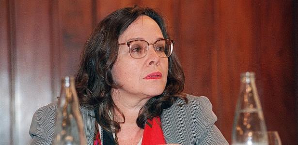 A escritora e política Rosiska Darcy de Oliveira, eleita como nova imortal da ABL - Antônio Gaudério/Folha Imagem