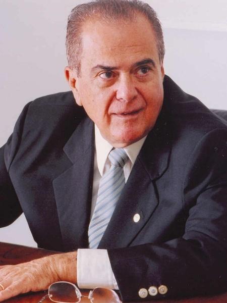 Ex-deputado João Lyra morreu hoje em Maceió - Divulgação