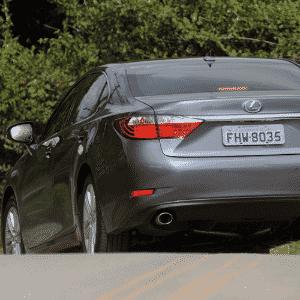 Lexus ES350 - Murilo Góes/UOL