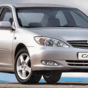 Toyota Camry 2004 - Divulgação
