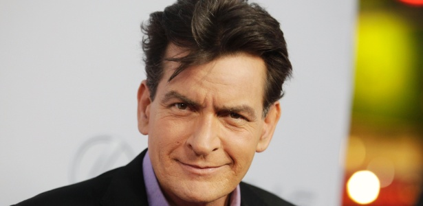 O ator Charlie Sheen, investigado por ameaçar a ex-noiva de morte - Fred Prouser/Reuters