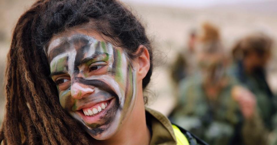 Além de lindas, as recrutas de Israel são estilosas
