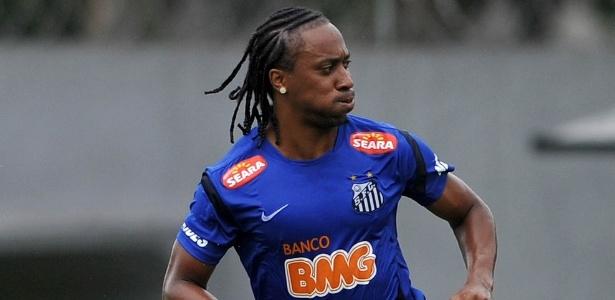 Contrato de Arouca com o Santos termina em agosto do próximo ano - Ivan Storti/Divulgação Santos FC