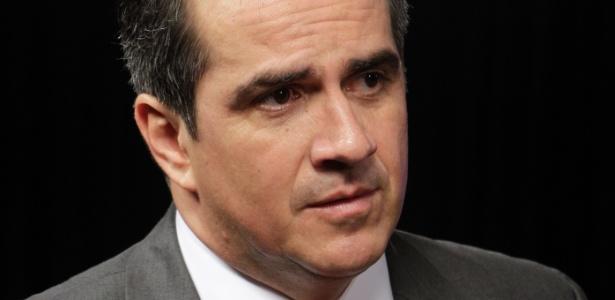 José Expedito Rodrigues Almeida era assessor do senador Ciro Nogueira (PP-PI), na foto