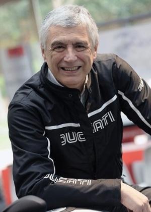 Gabriele Del Torchio mantém faceta italiana da Ducati, agora controlada pelos alemães da Audi - Divulgação