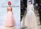 Qual é o modelo de vestido de noiva mais bonito? - Montagem/UOL
