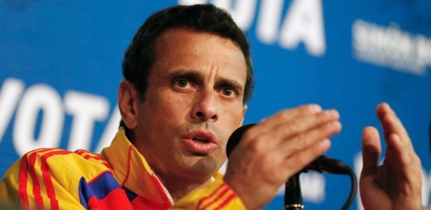Henrique Capriles quer recontagem de votos na Venezuela - Tomas Bravo/Reuters