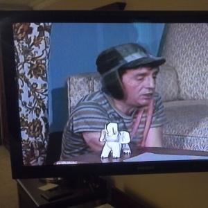 Chávez e Chaves - Reprodução de TV/Thiago Varella/UOL