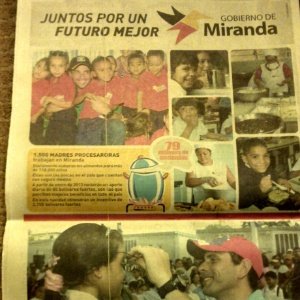 Candidatos usam anúncios oficiais para driblar proibição de propaganda - Thiago Varella/UOL