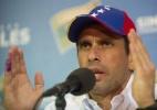 Capriles diz que eleições na Venezuela foram