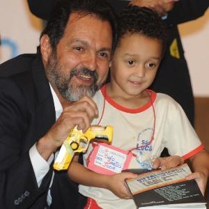 O governador do Distrito Federal, Agnelo Queiroz (PT), durante evento em abril deste ano - José Cruz - 15.abr.2013/Agência Brasil