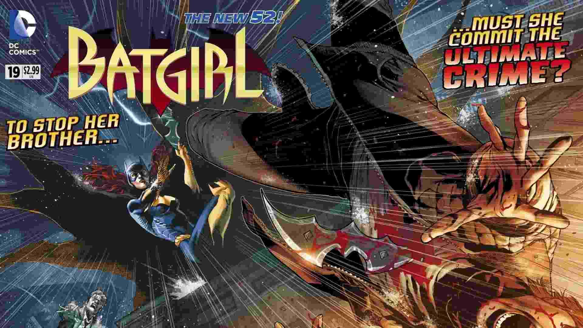 """Capa de """"Batgirl #19"""" - Reprodução/DC Comics"""