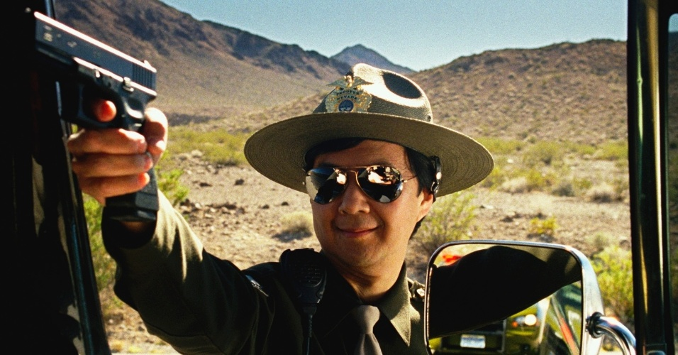 """Mr. Chow (Ken Jeong) em cena de """"Se Beber, Não Case! Parte III"""""""
