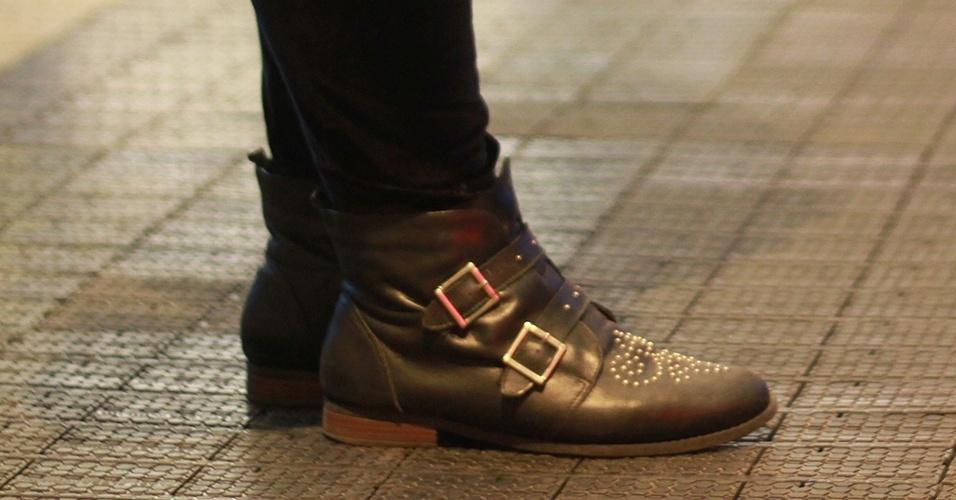 15 abr. 2013 - A bota de Barbara é C&A